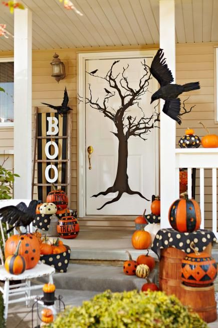 Halloween Door Decorating Contest Winners To Spooky Style Door Halloween Dcor 50 Best Door Decorations For 2018