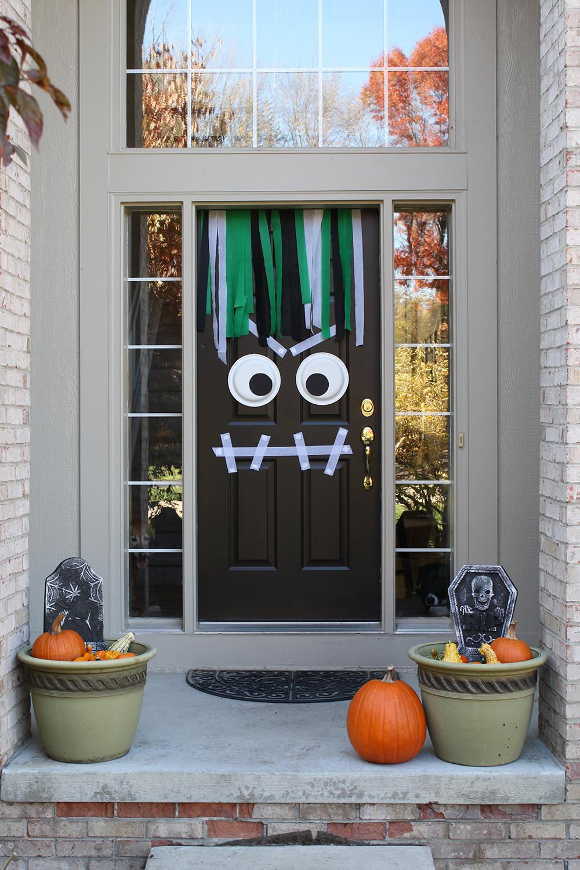 50 Best Halloween Door Decorations For 2019