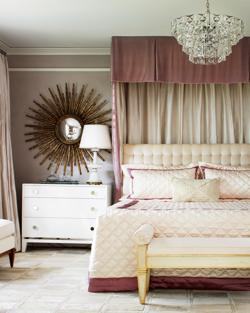 Quilted Elegance Bedroom Design Tip