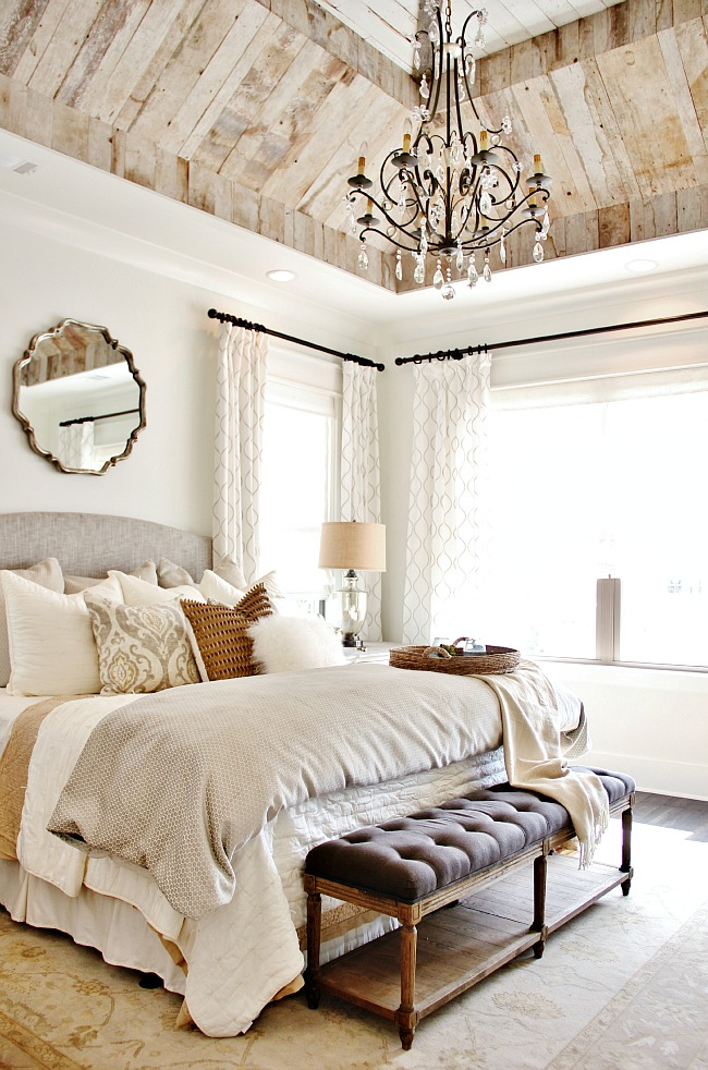 use light and white together bedroom design picture - Bedroom Design Wood