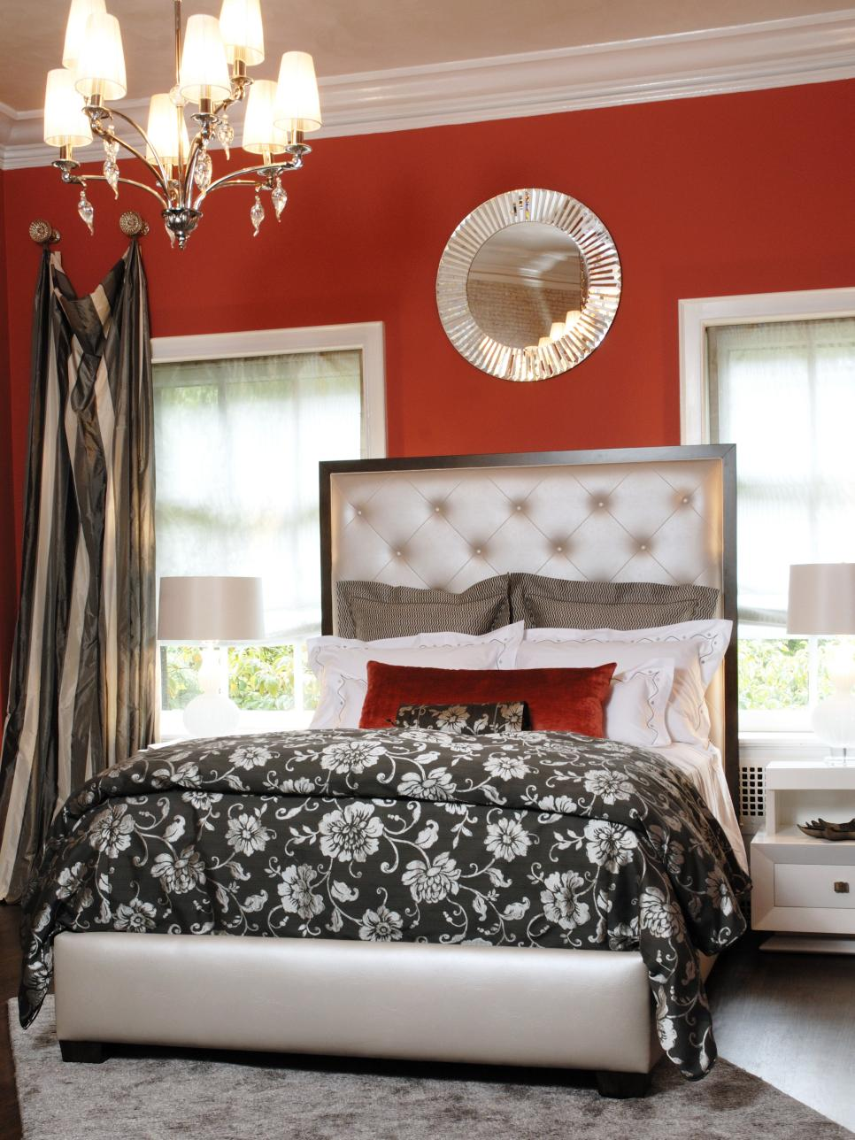 Bedroom Designs Grey And Red 50 best bedroom design ideas for 2017
