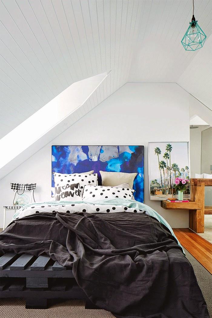 50 best bedroom design ideas for 2017 for Dormer bedroom ideas
