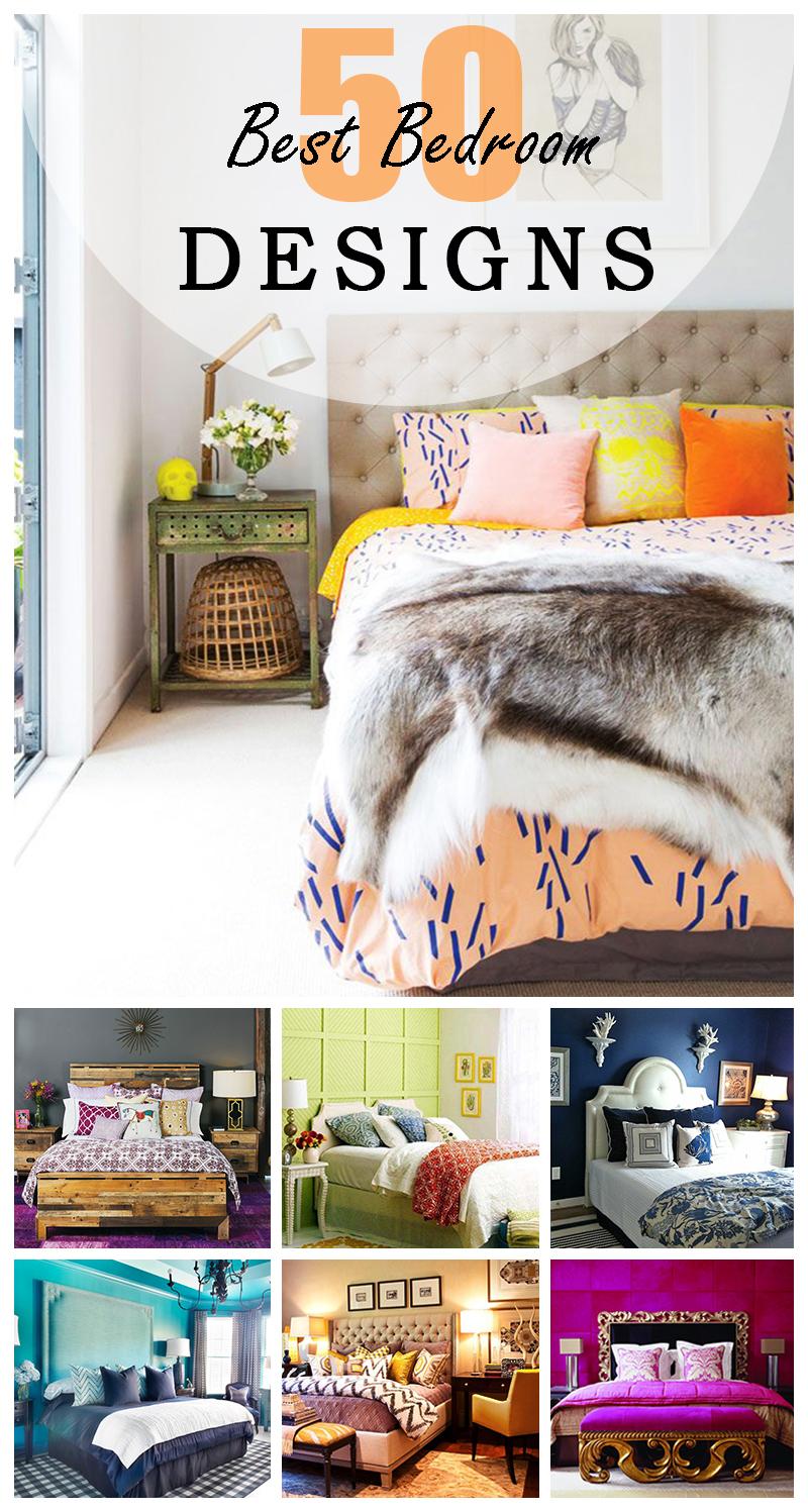 50 best bedroom design ideas - Great Bedroom Design Ideas