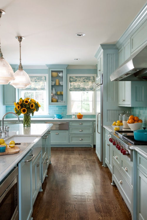 Pastel Kitchen Decoration Idea Homebnc