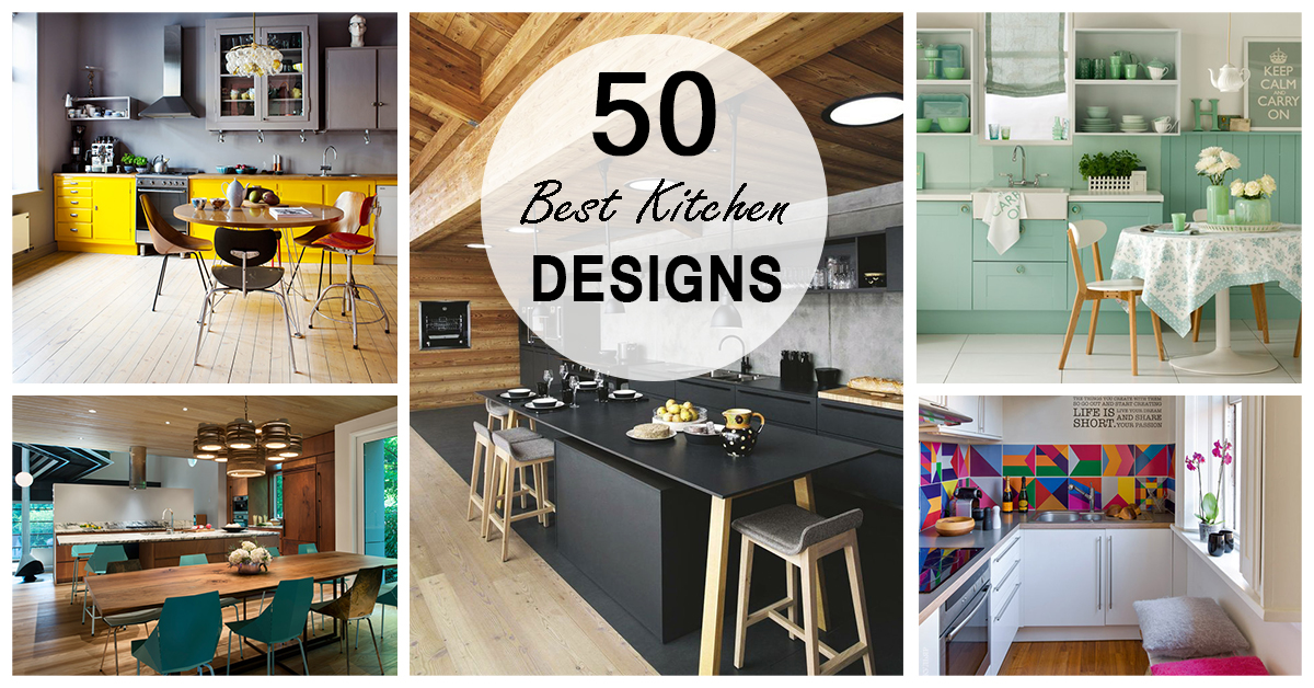 Best Kitchen Design Ideas Part - 40: 50 Best Kitchen Design Ideas For 2018