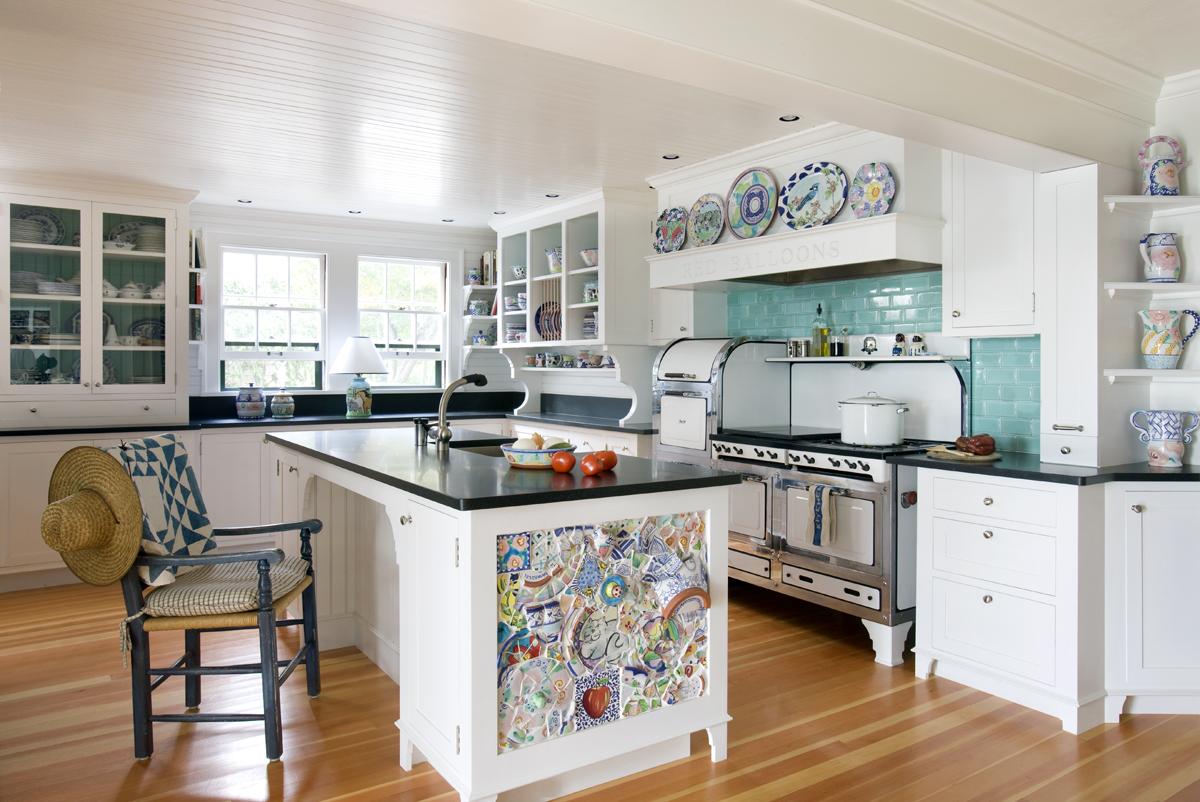 Superior Picasso Kitchen Island