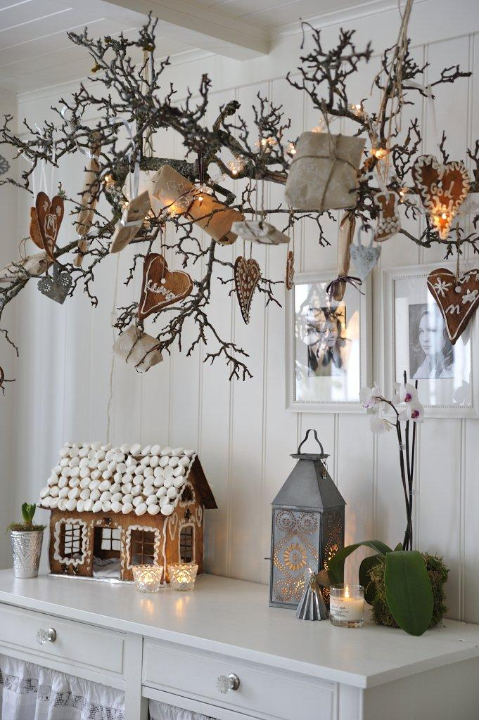 Xmas Decoration Ideas Home Part - 43: Highlighting Your Home With Warm Accents