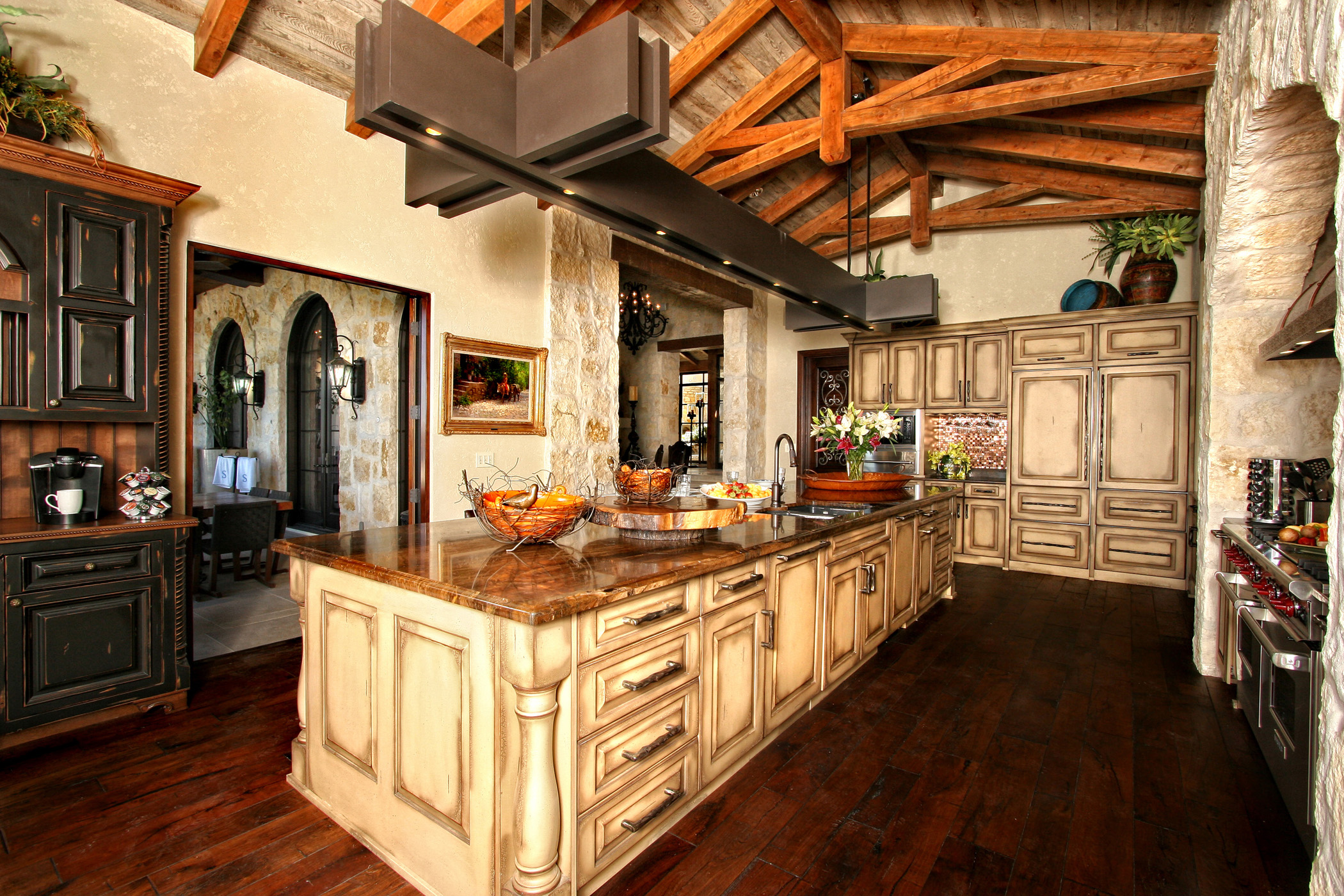 Mysterious Old World Whispers. Source: 715k.com. Kitchen Design Ideas ...