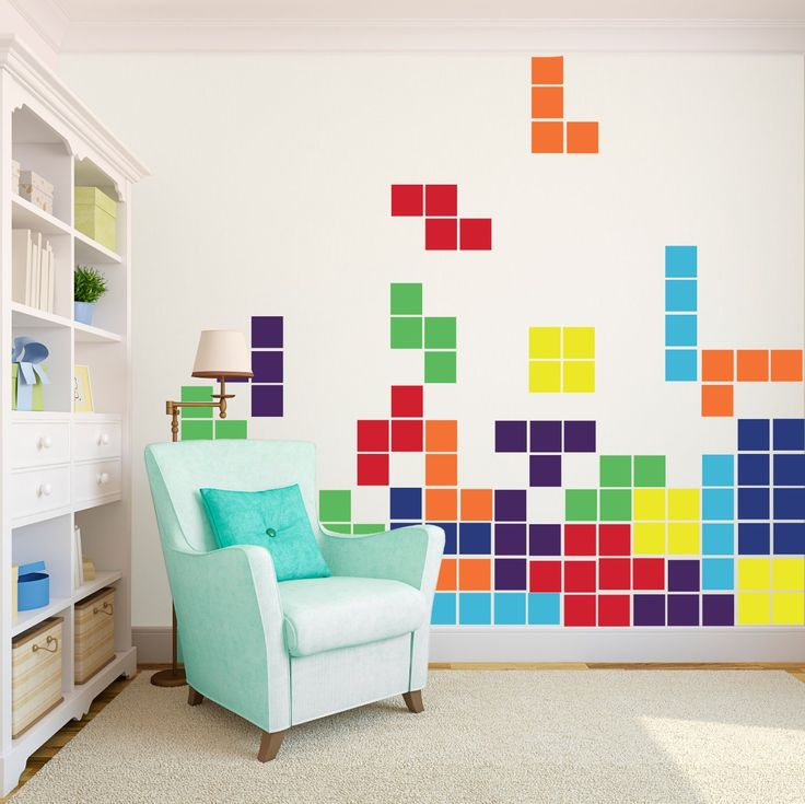 47 epic video game room decoration ideas for 2018 14 simple but fun wall decorations solutioingenieria Image collections