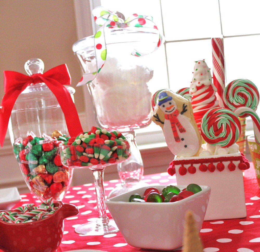 Kid's Christmas Candy Cottage