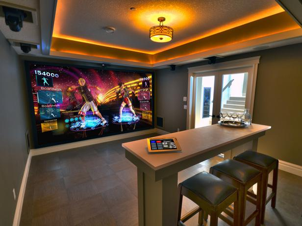 15 Awesome Video Game Room Design Ideas You Must See - Style Motivation
