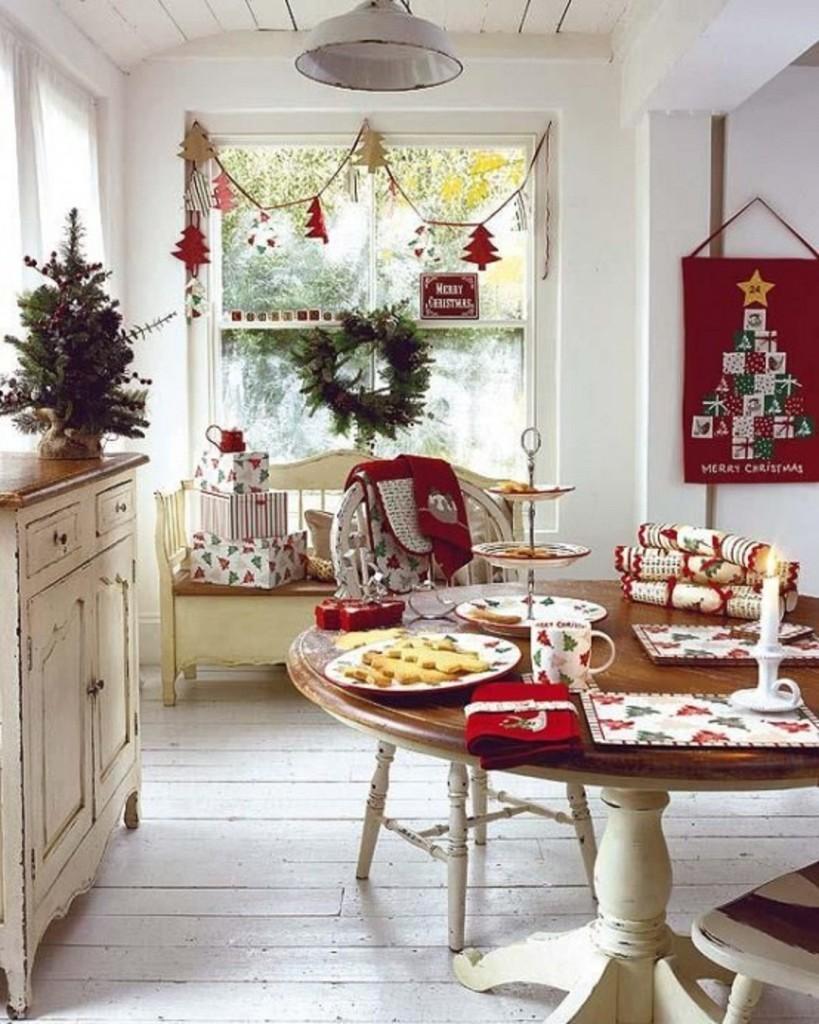 Fancy Christmas Kitchen