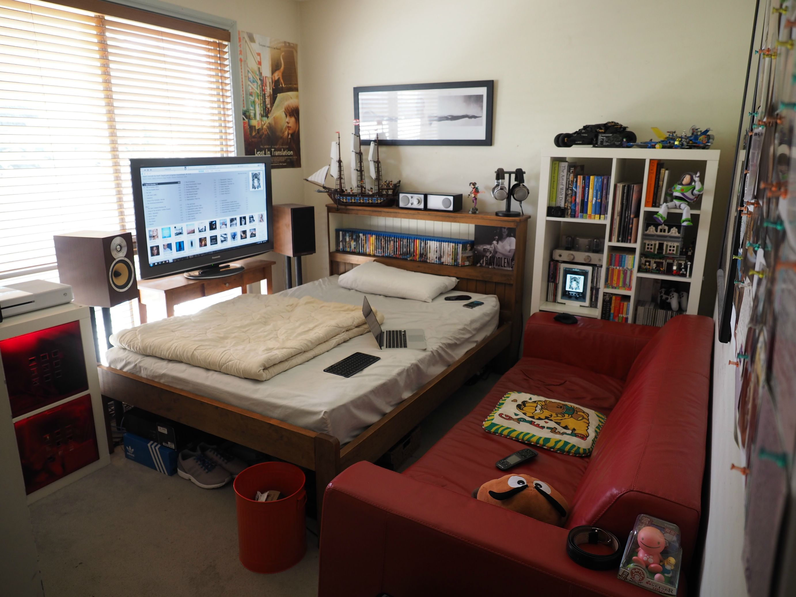 The Bedroom Gaming Lair
