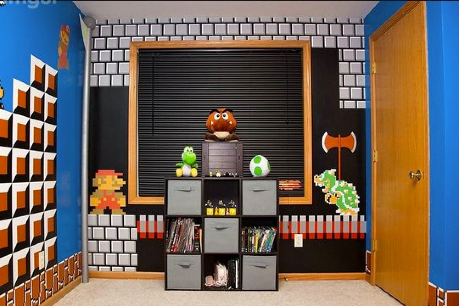47 epic video game room decoration ideas for 2017 Game decoration