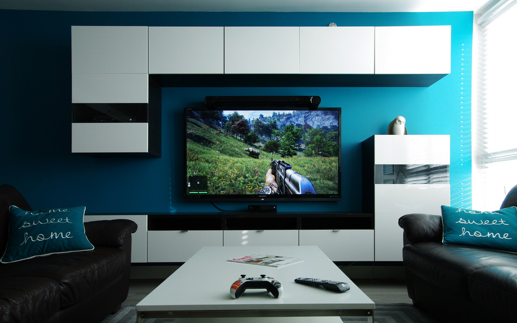 Gaming Room Ideas Fascinating 47 Epic Video Game Room Decoration Ideas For 2017 Inspiration Design