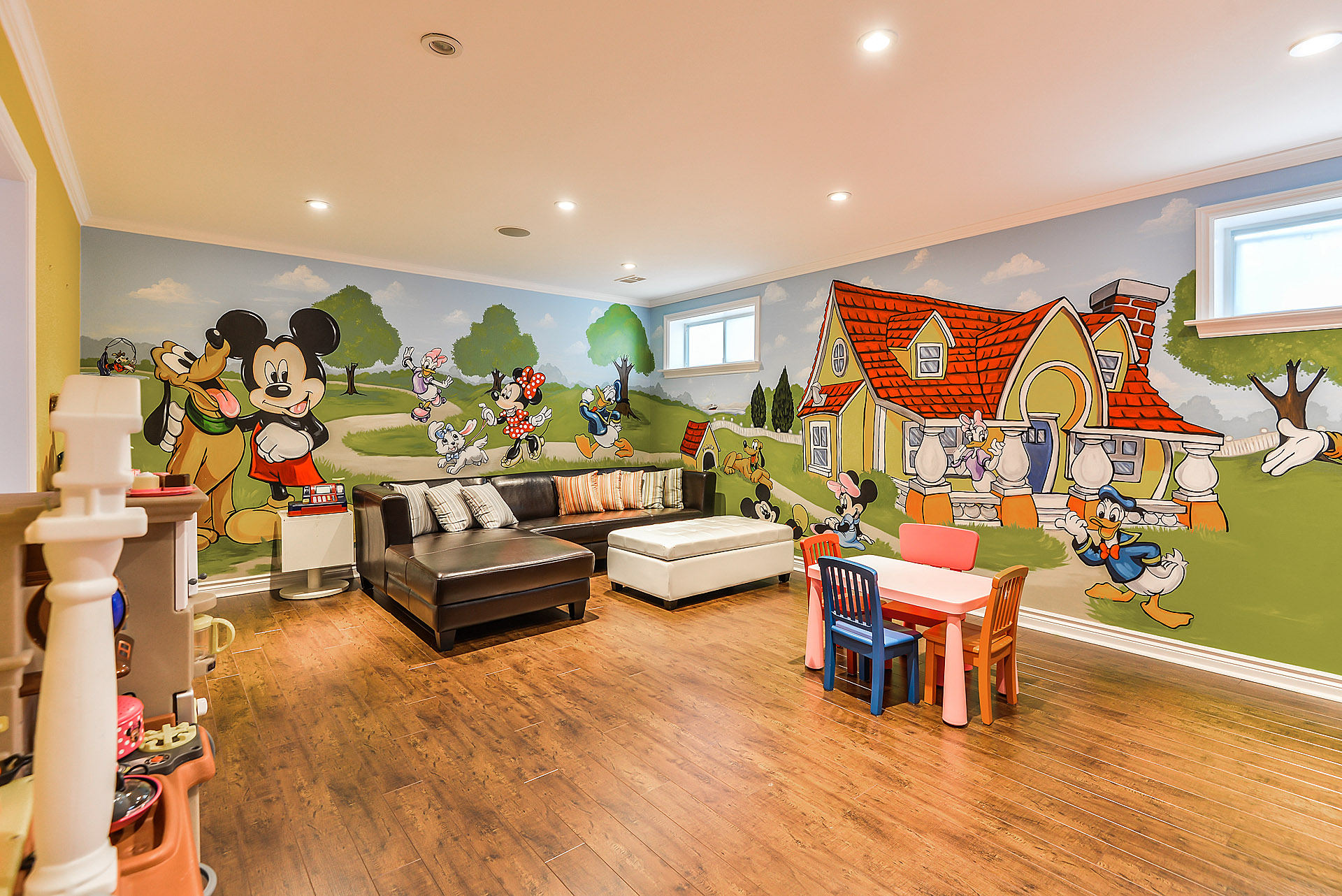 Simple Playroom Ideas Boys