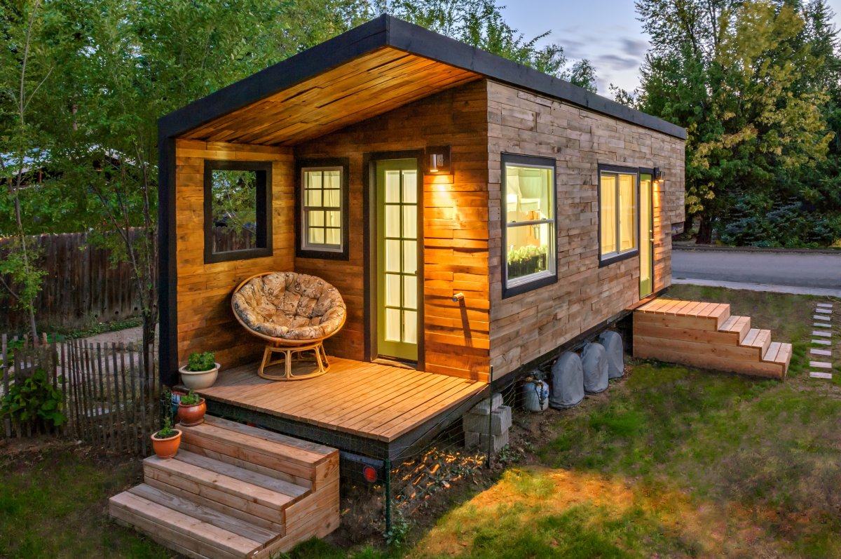 3 inexpensive home alternative - Tiny Houses Builders