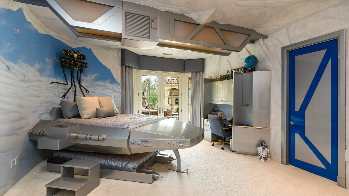 45 best star wars room ideas for 2017 a bedroom on another planet