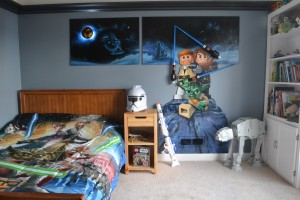 Lego Star Wars Room Decor Homebnc