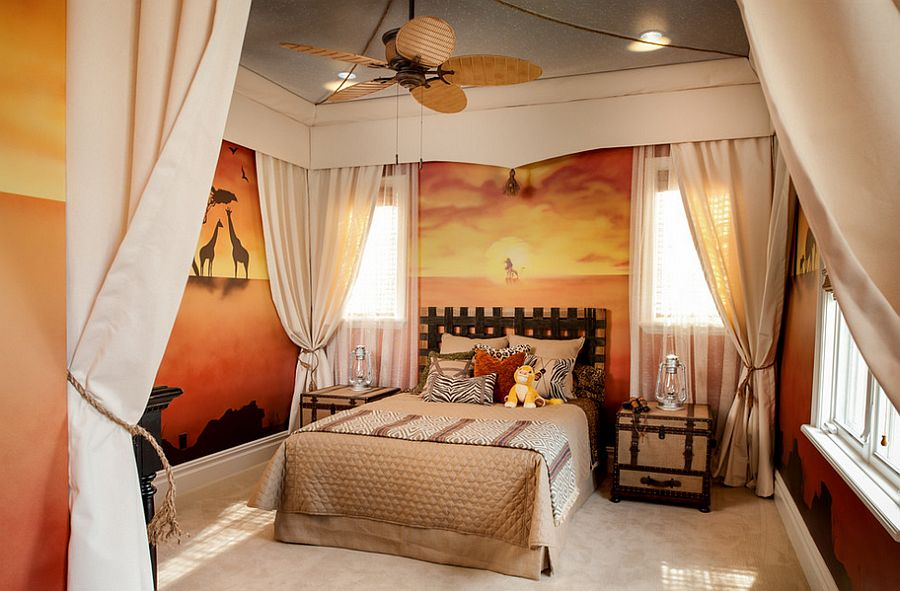 14 into the pridelands - Disney Bedroom Designs