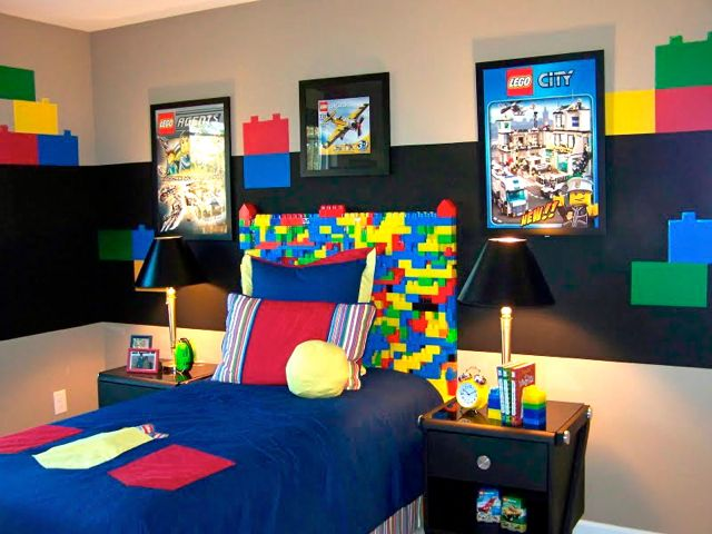 Boys Room Lego Ideas 40+ best lego room designs for 2017