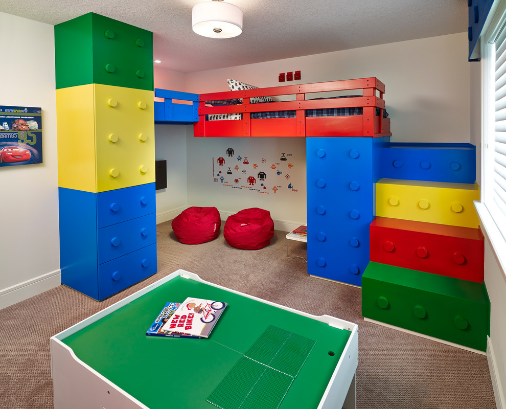 a cool lego loft