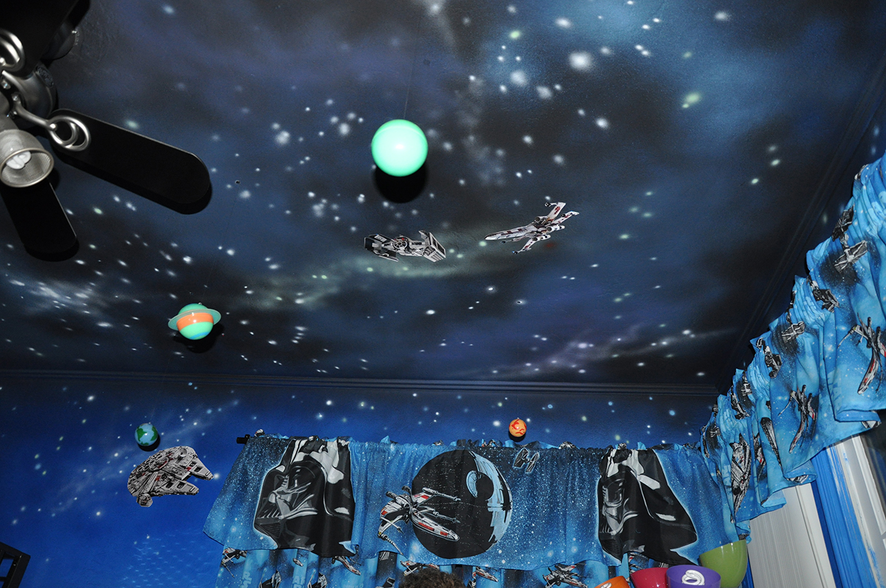 Sky Starwars