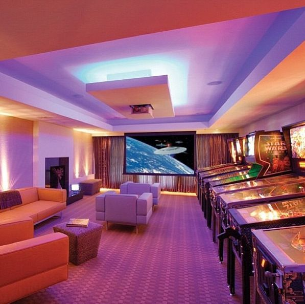 50 best man cave ideas and designs for 2019 - Game room in house ...