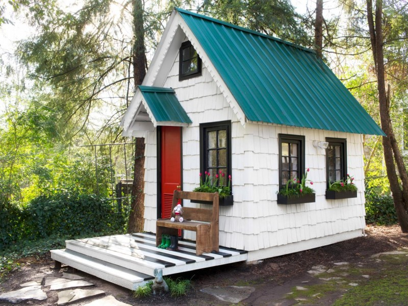 50 best tiny houses for 2018 for Cute small houses