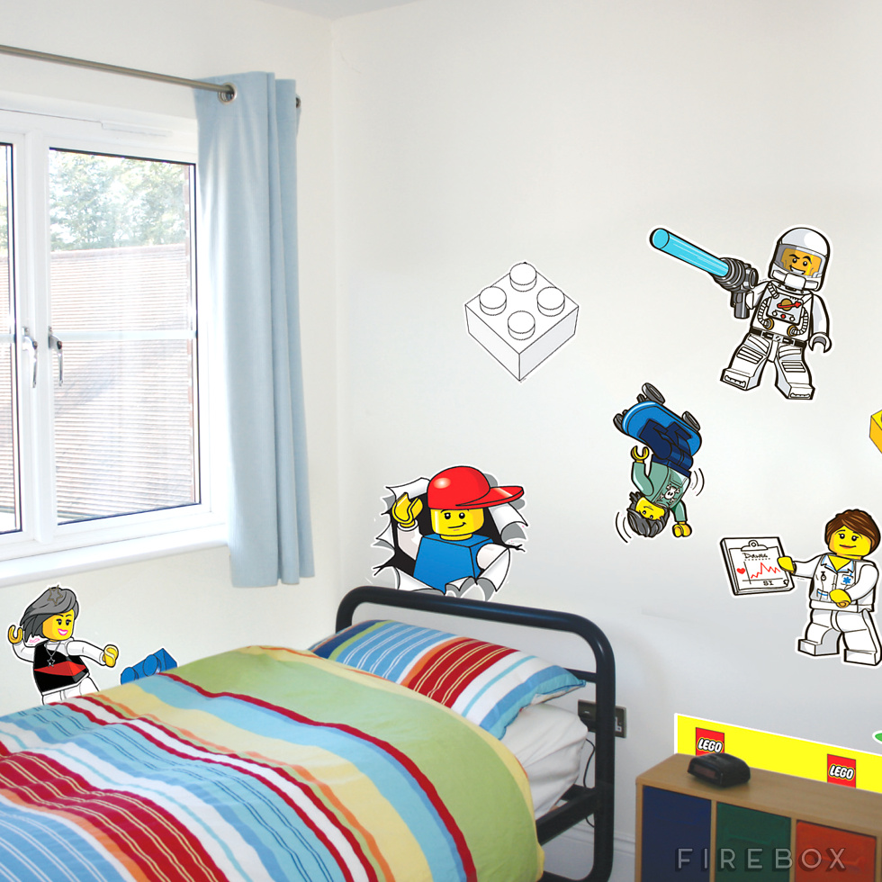 Room 2 Build Bedroom Kids Lego: 40+ Best LEGO Room Designs For 2017