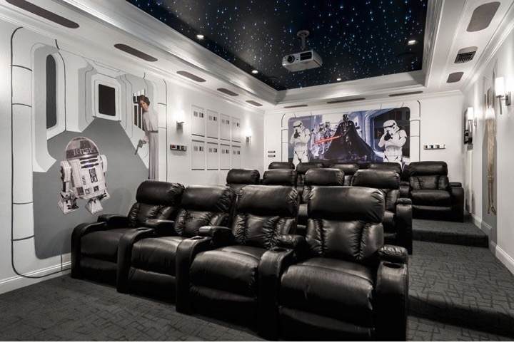 45 Best Star Wars Room Ideas For 2017