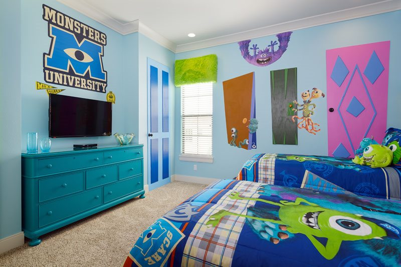 monsters inc bedroom 15 disney inspired rooms that will make you want to redo 12654