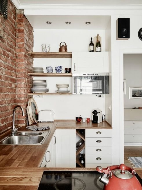 Making The Most Of Exposed Brick