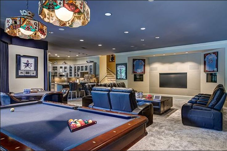 Man Cave Nj : Best man cave ideas and designs for