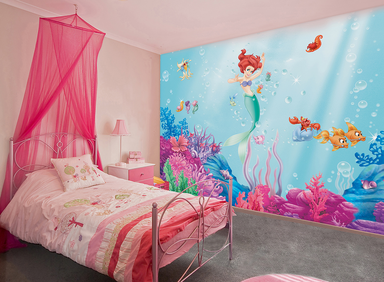 27 the focal point - Disney Bedroom Designs