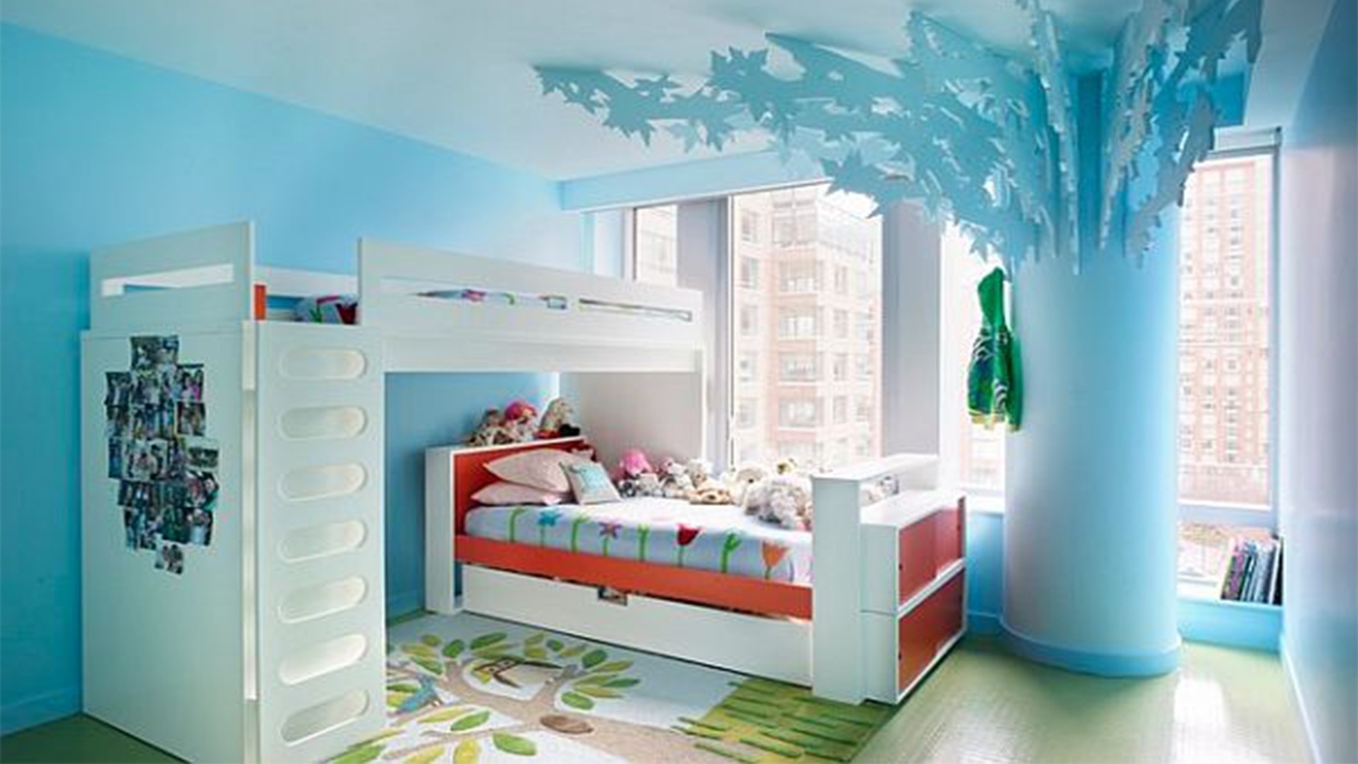 28 looking to the landscapes - Disney Bedroom Designs