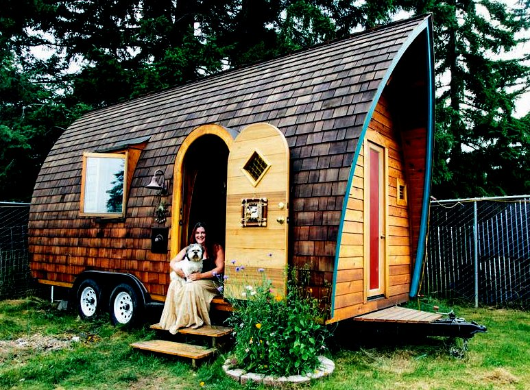 Mini Houses On Wheels 50 best tiny houses for 2017