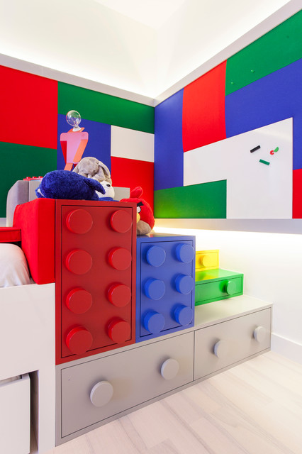 Kids Room Ideas: 15 Lego Room Decor