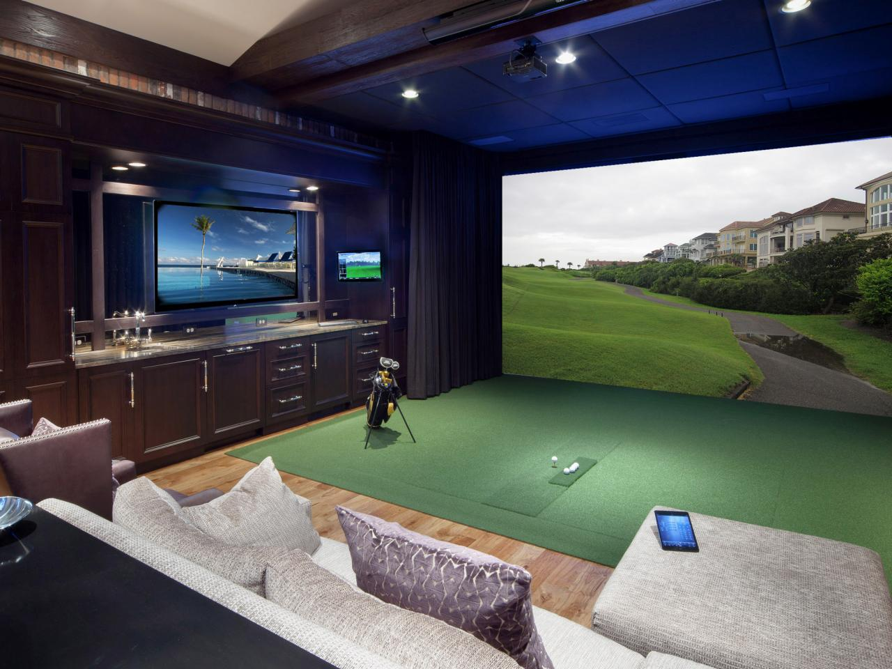 Man Cave Weight Room : Best man cave ideas and designs for