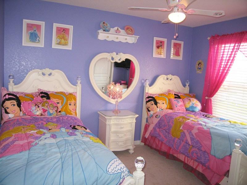 35 princess perfection - Disney Bedroom Designs