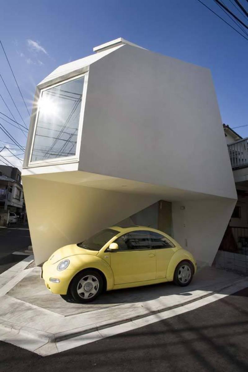 Design house car - 35 Contemporary Carport