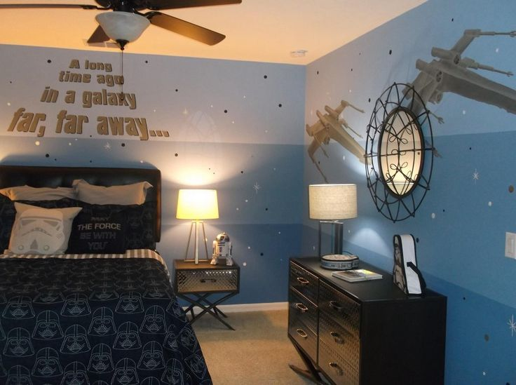 Creating A Galaxy In A Bedroom