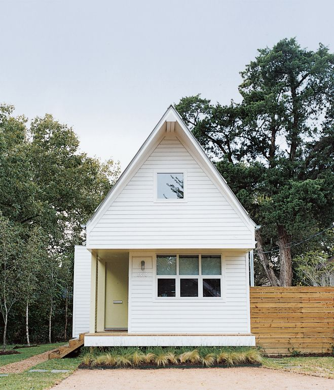 Tiny Sophisticated A-Frame