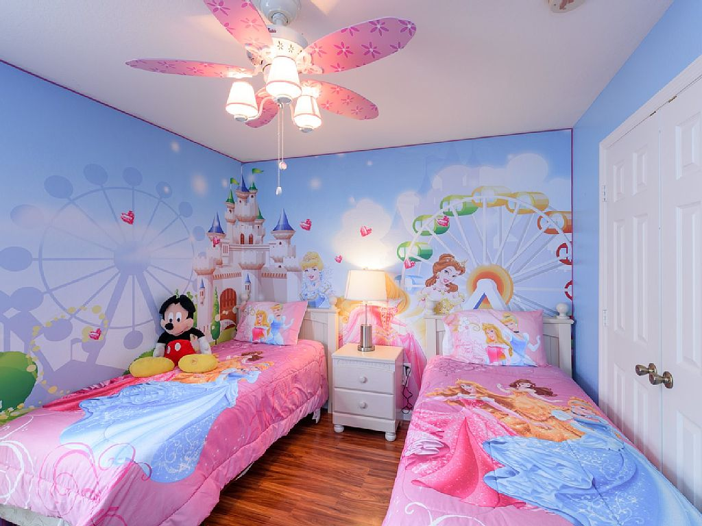 Best Disney Room Ideas And Designs For - Disney princess girls bedroom ideas