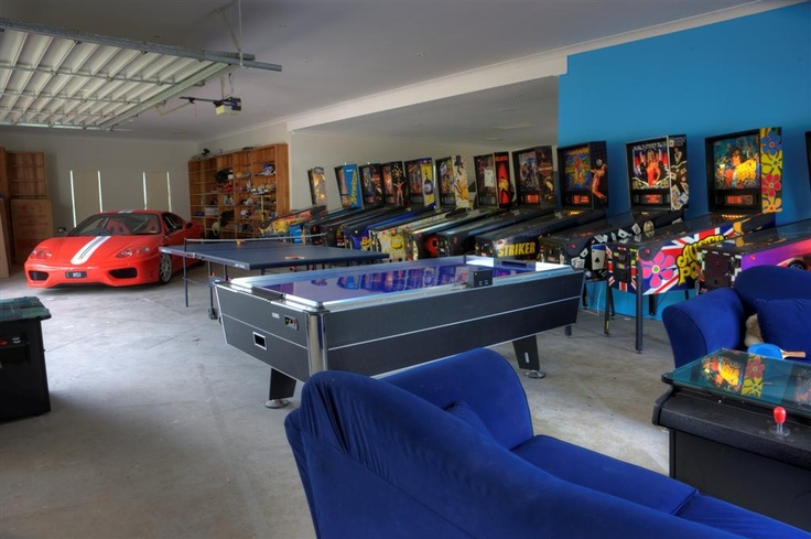 Man Cave Arcade : Best man cave ideas and designs for