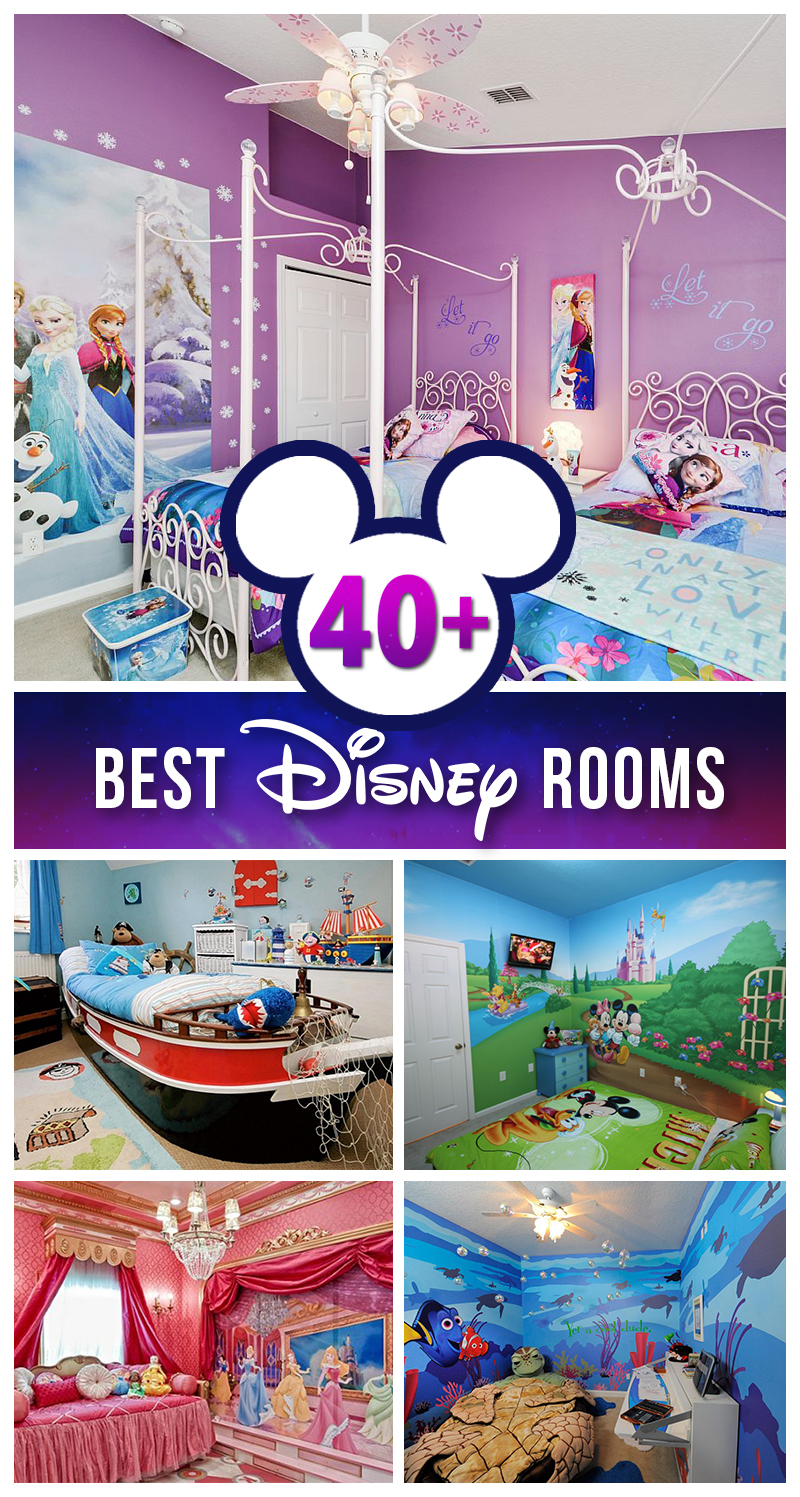 Outstanding Disney room Ideas