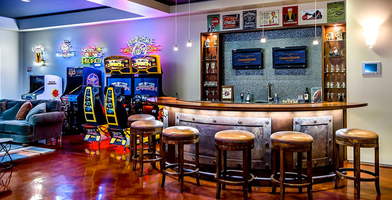 50 Best Man Cave Ideas and Designs for 2020