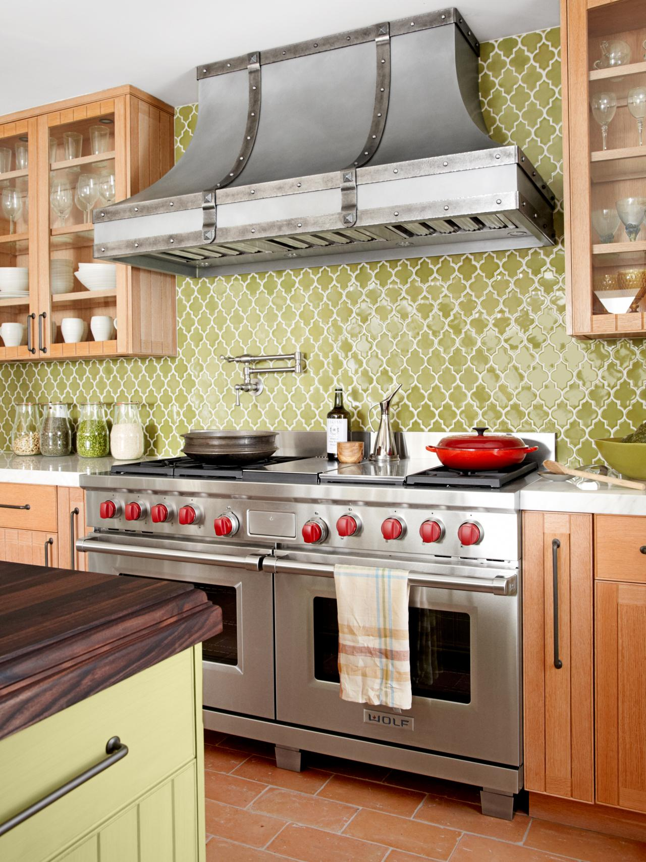 Uncategorized Green Kitchen Tile Backsplash 50 best kitchen backsplash ideas for 2017 dreaming of green