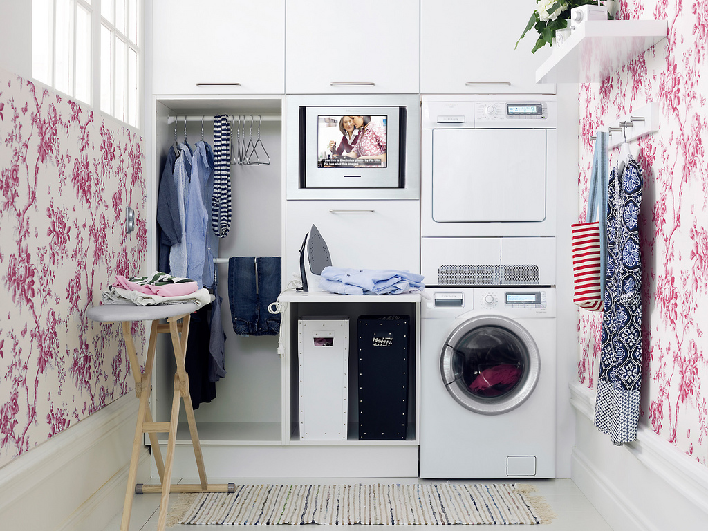 Utility Room Design Ideas beautiful and efficient laundry room designs decorating and design ideas for interior rooms hgtv Victoria Does Laundry