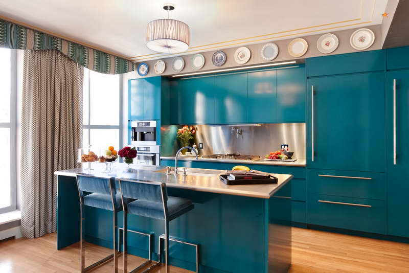 Modern Kitchen Cabinets Colors Enchanting 44 Best Ideas Of Modern Kitchen Cabinets For 2017 Review